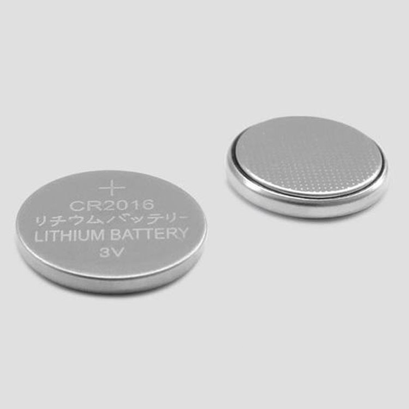 25PCS/lot CR2016 3V Lithium Battery DL2016 ECR2016 LM2016 BR2016 CR 2016 Button Coin Batteries free shipping image