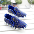 2017 korean version children shoes boys girls shoes little diamond monster casual single shoes soft bottom baby sneakers
