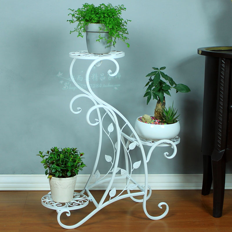 Porte pot fleur balcon for Porte plantes interieur