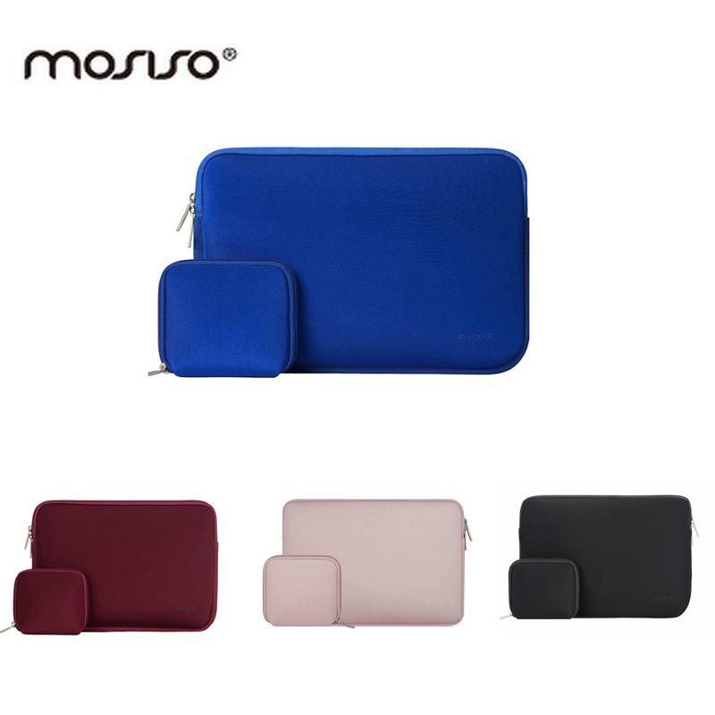 MOSISO 11.6 13.3 15.6 Waterproof Laptop Bag Carry Case For Macbook Pro/Air/Asus/Neoprene Notebook Computer Sleeve Cover Handbag