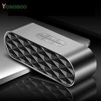 Mini HI FI Speaker 2000MAH Large Capacity Battery Support Bluetooth/TF/USB/AUX Dual Speaker Full Range Wireless Bluetooth Speake