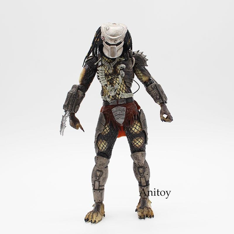NECA Alien VS Predator Jungle Hunter PVC Action Figure Collectible Model Toy 20cm 1