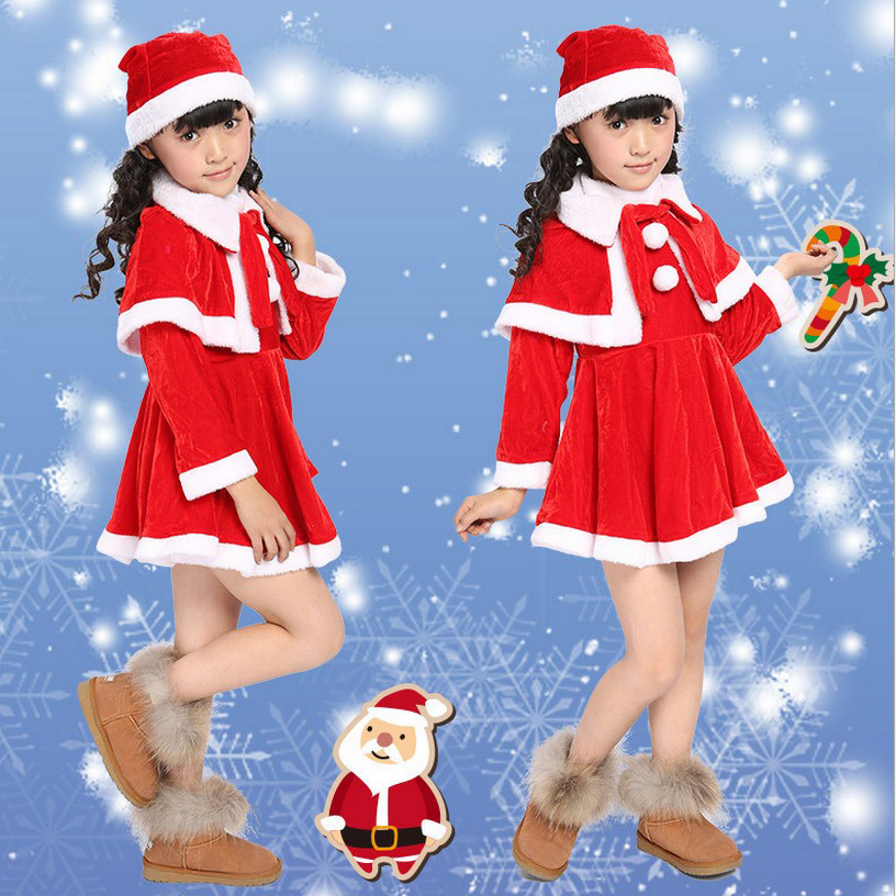girls clothes the new girls christmas christmas clothing froze dress reine reine des. Black Bedroom Furniture Sets. Home Design Ideas