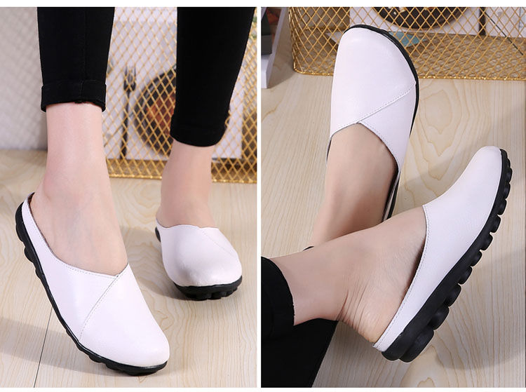 AH 9918-2018 New Women Flats Loafers Shoes-16