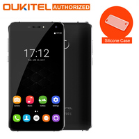 Original Oukitel U11 Plus Android 7 0 Moblie Phone 5 7 FHD Octa Core 4GB RAM