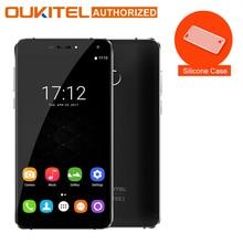 "Oukitel U11 Plus Android 7.0 Moblie Téléphone 5.7 ""FHD Octa Core 4 GB RAM 64 GB ROM MTK6750T 13.0MP 3700 mAh D'empreintes Digitales Téléphone Portable"
