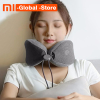 Newest Original Xiaomi Mijia LF Neck Massager Pillow Neck Relax Muscle Therapy Massager Sleep pillow for office home and travel
