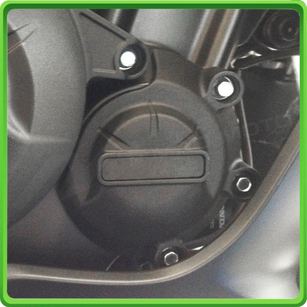 Motorcycle Engine Case Cover Slider / Protector Set for Honda CBR500R CB500F CB500X CBR500 CB500 2013 2014 2015 2016 cyt alloy steel motorcycle engine valve for honda cg200 dark grey pair