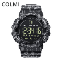 COLMI EX16C Camo Smartwatch 5 ATM Waterproof Activity Tracker Steps Calories Distance Smart Watch Standby 12 Months Smart Watches