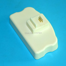 For Fujifilm DX-100 waste ink box Chip resetter for maintenance tank for FUJI DX100 printer