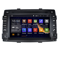 Ectwodvd 1024*600 4 ядра 16 г 7 ''чистый андроид 7,1 автомобилей Радио стерео для KIA SORENTO 2010 2012 DVD мультимедиа плеер