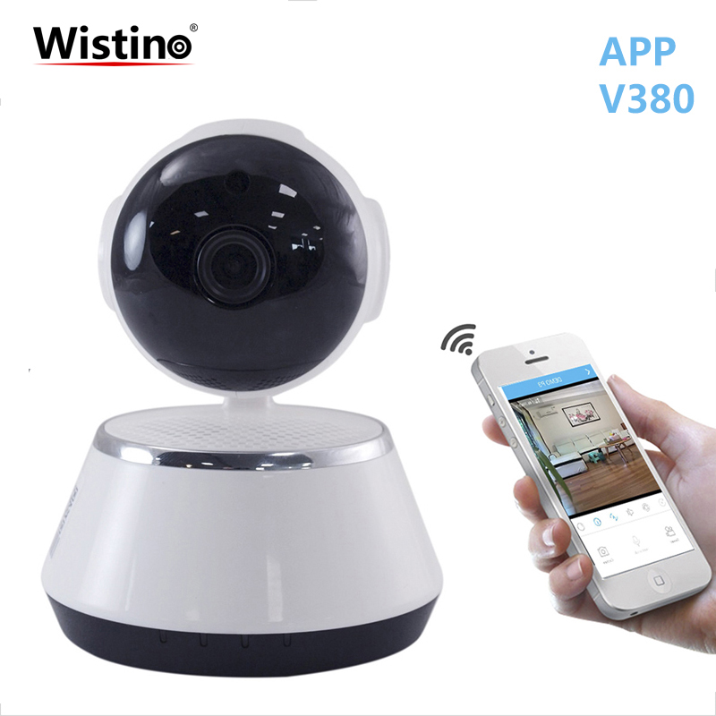CCTV 720P Wireless IP Camera Wifi Mini Baby Monitor PTZ P2P Indoor Surveillance Security Camera Home Video Monitor Night Vision sdeter wireless security ip camera wifi home surveillance 720p night vision cctv camera ip onvif p2p baby monitor indoor webcam