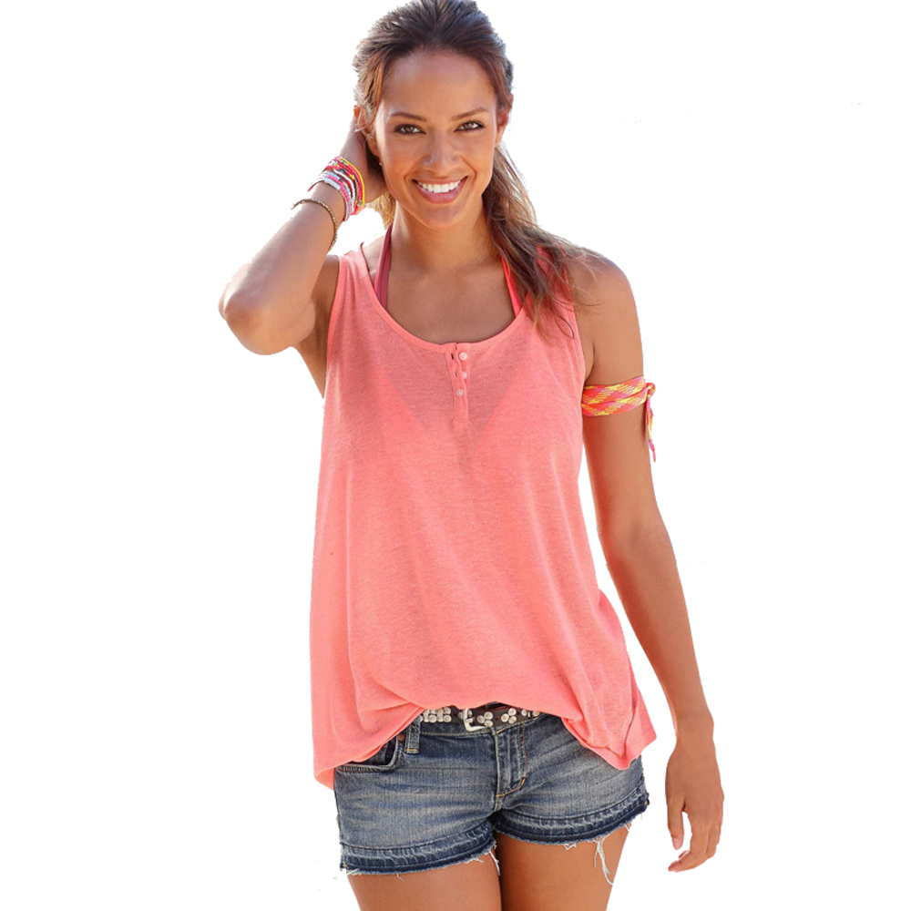 Summer cool top shirt women polyester shirts female for Best t shirts for summer