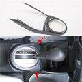 Стайлинга автомобилей Переключения Передач Обшивки Рамка Украсить Обложка Для Honda Fit 08-11