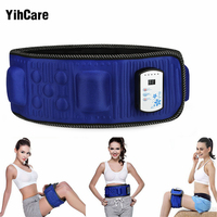 YihCare Electronic Body Slimming Massage Belt Gymnic Muscle Exercise Arm Leg Waist Vibration Weight Loss Electric Massager Belts