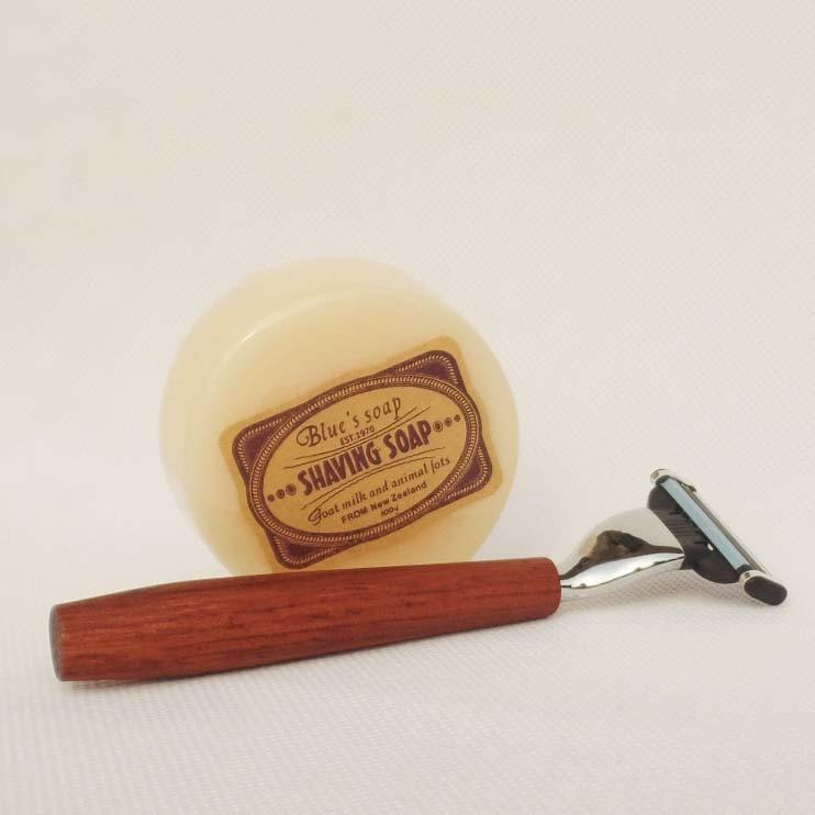 shvaing soap