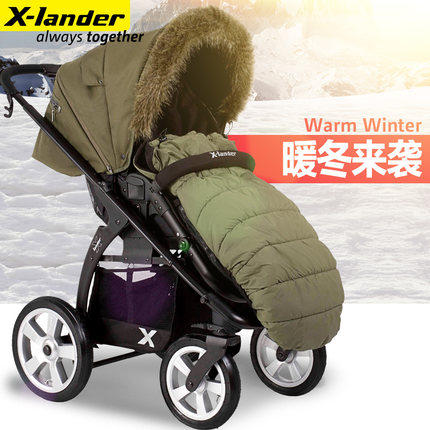 factory Deluxe Xlander brand luxury baby stroller baby four seasons off-road car supplies and winter versions элтон джон elton john goodbye yellow brick road deluxe edition 2 cd