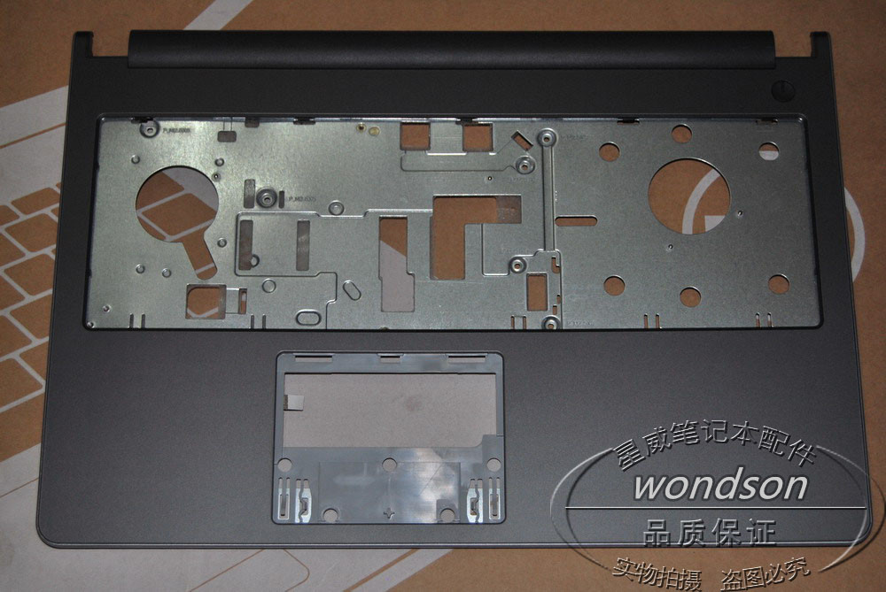 Free Shipping For Dell Inspiron 15 5000 5555 5558 Palmrest Touchpad Top Cover CN-000KDP 00KDP w/ 1 Year Warranty image