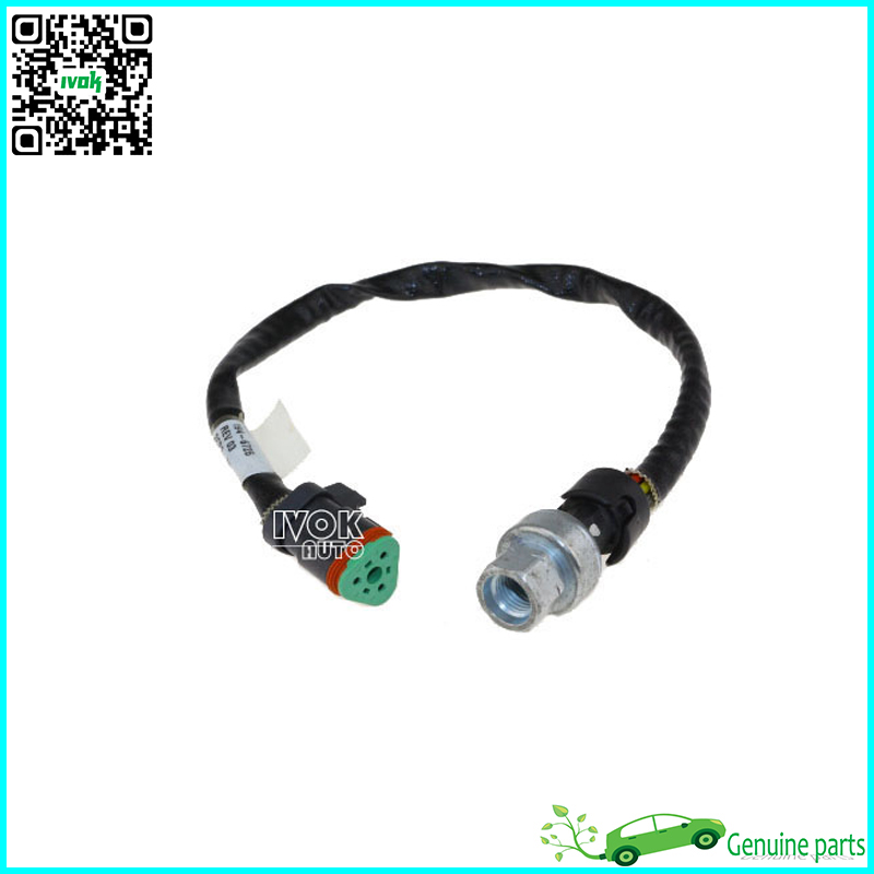 Original OEM GP-Pressure Sensor For Caterpillar CAT 330C Excavator 194-6725, 1946725, 1611705, 2CP3-68, 2CP368 genuine oem heavy duty pressure sensor for caterpillar cat 366 9312 3669312 40mpa