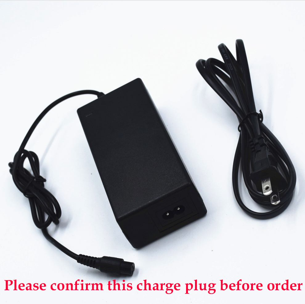 Universal Hoverboard Battery <font><b>Charger</b></font> 42V <font><b>2A</b></font> Li-ion Power Adapter Supplier for 6.5/8/10 Inches Self Balancing Electric Scooter
