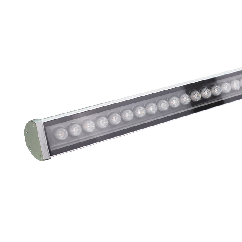 High Brightness Aluminum IP65 Waterproof 62 63 1000mm 36W Dimmable 0 10V Led Wall Washer Light For Hotel Outdoor Decoration in Outdoor LED Wall Washers from Lights Lighting