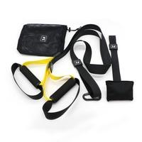 Fasce di Resistenza Yoga Gym Trainning Sport Equipment Resistenza Cintura Trainer Hanging Strap Primavera Ginnico Allenamento Home Edition