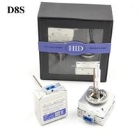 D8S Hid Xenon Bulb Metal Holder 35W 55W Car Styling Hid Bulbs For Headlight High Intensity