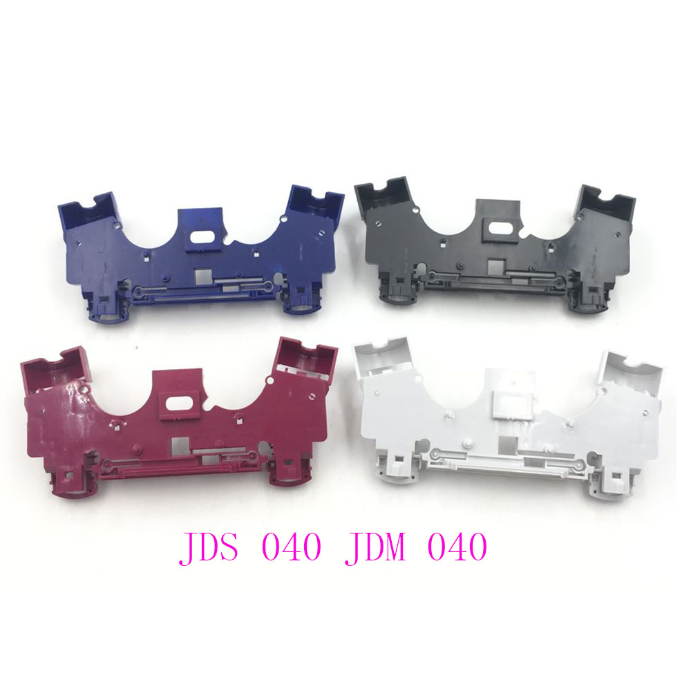 For PS4 Controller Middle Plastic Tray Replacement For JDS JDM 040 Joypads For PS 4 PRO Motherboard Inner Frame