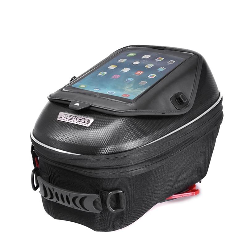 Новое поступление мотоциклов моторное масло Топливный бак Сумка Водонепроницаемый гонки пакет сумки для Кавасаки Ninja 300 (2013 2014 2015)