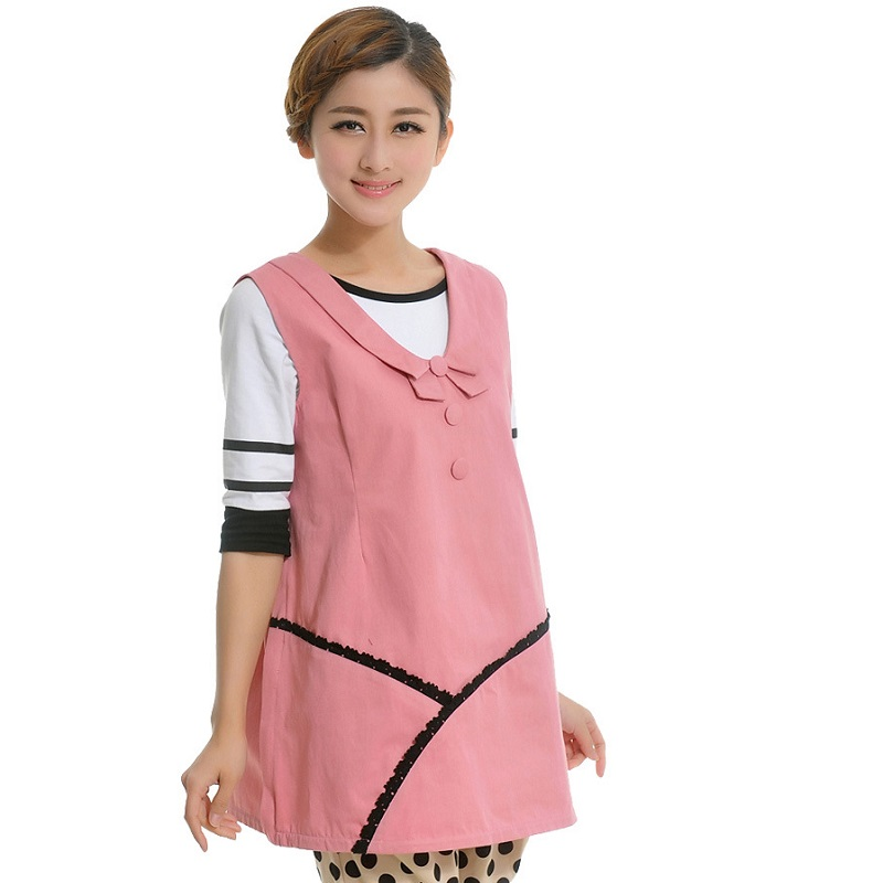 New anti-radiation clothing maternity radiation protection vest tops pregnant Radiation Resistant antistati dress 16025