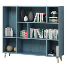 Madera Boekenkast Libreria Camperas Kids Estanteria Para Libro Wood Furniture Decoration Retro Bookcase Book Case Rack