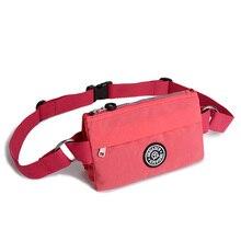 2019 Fashion Women Waist Packs Female Casual Functional Fanny Bag Money Phone Belt Cute Purse belt bag JQ071/q