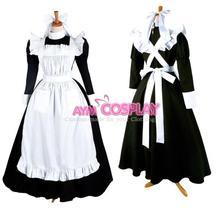Горничная Сисси платье запираемый Косплей Костюм Готическая Лолита косплей на заказ косплей тема mascotte карнавальный костюм косплей наряды