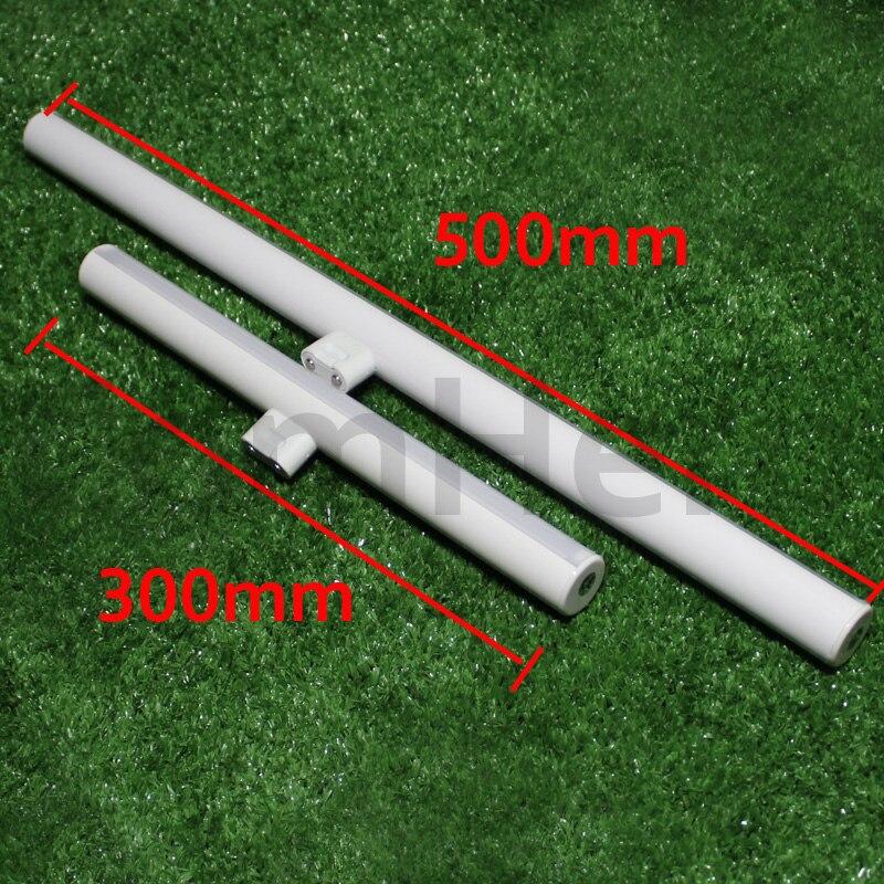 S14d Led Tube Light 3w 6w 10w 12w 15w 300mm 500mm Warm White S14 Osram Ledinestra LED Angolo Lampada, Plastica, Bianco Caldo 630