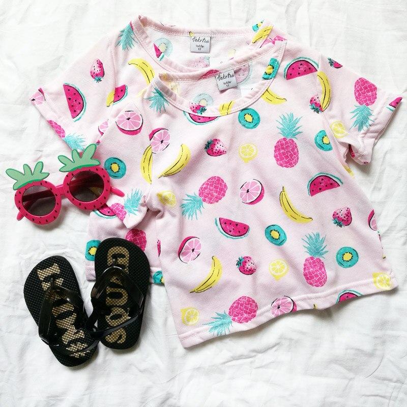 18 nowych dziecięcych bawełnianych T-shirtów z krótkim rękawem, - Ubrania dziecięce - Zdjęcie 4