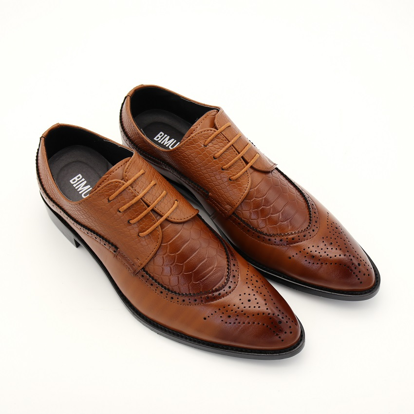 bimuduiyu size 47 48 fashion mens formal dress shoes