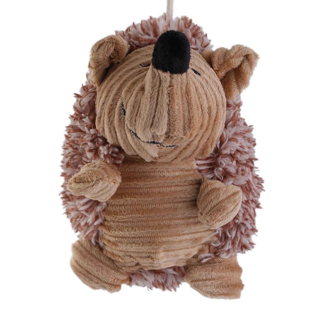 Pet Puppy Plush Sound Dogs Toys Plush Sound Cute Sheep Hedgehog Dumb