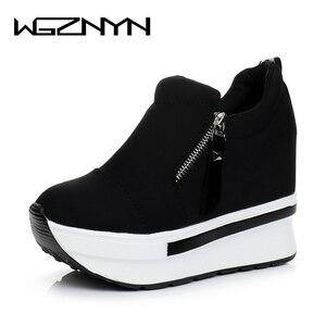 WGZNYN 2018 Women Casual Shoes