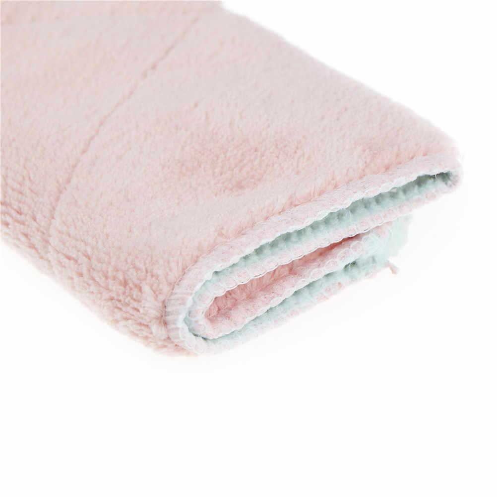 1 قطعة 26*15.5*0.5 سنتيمتر ستوكات ألياف الخيزران اليد kithchen غسل صحن القماش رقعات قماش التنظيف تنظيف منشفة