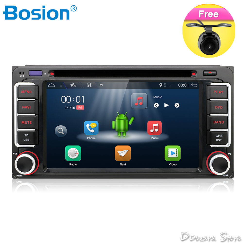 Quad Core car dvd android 8.0 double din gps navigation Wifi+Bluetooth+Radio for Toyota Hilux Camry Corolla Prado RAV4Quad Core car dvd android 8.0 double din gps navigation Wifi+Bluetooth+Radio for Toyota Hilux Camry Corolla Prado RAV4