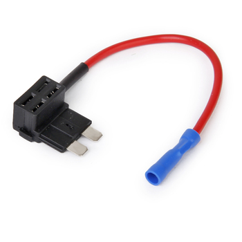 Add-A-Circuit Car Auto ATM Low Profile Standard Fuse Holder Tap ATO ATC 12V 24V Car Accessories image