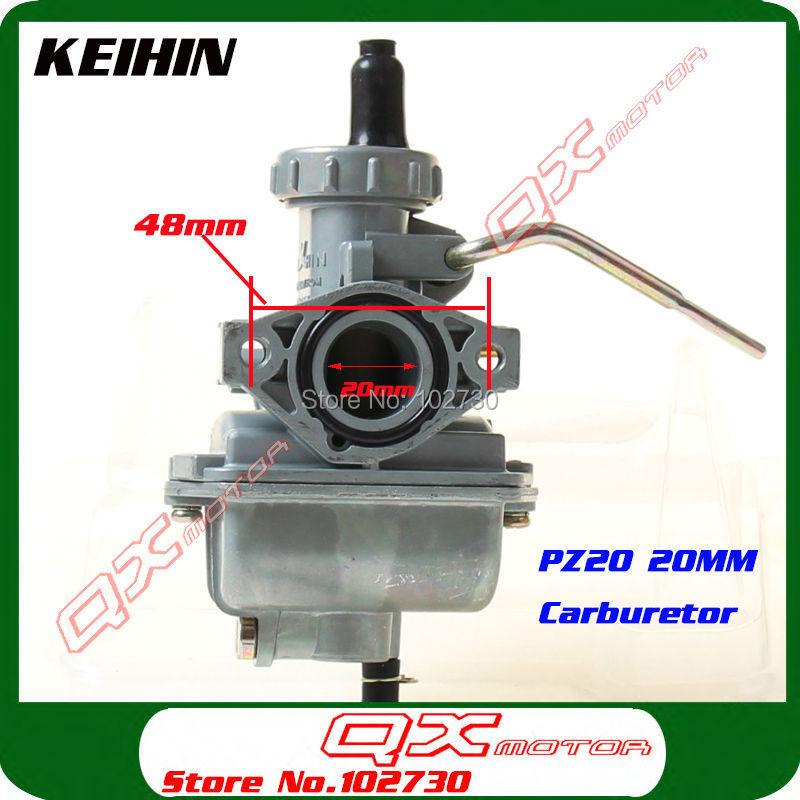 Online Buy Wholesale Keihin 20mm Carburetor From China