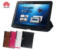 Huawei Mediapad 10 FHD Smart Cover Case Ultra Slim Magnetic PU Luxury Leather Case For 10FHD