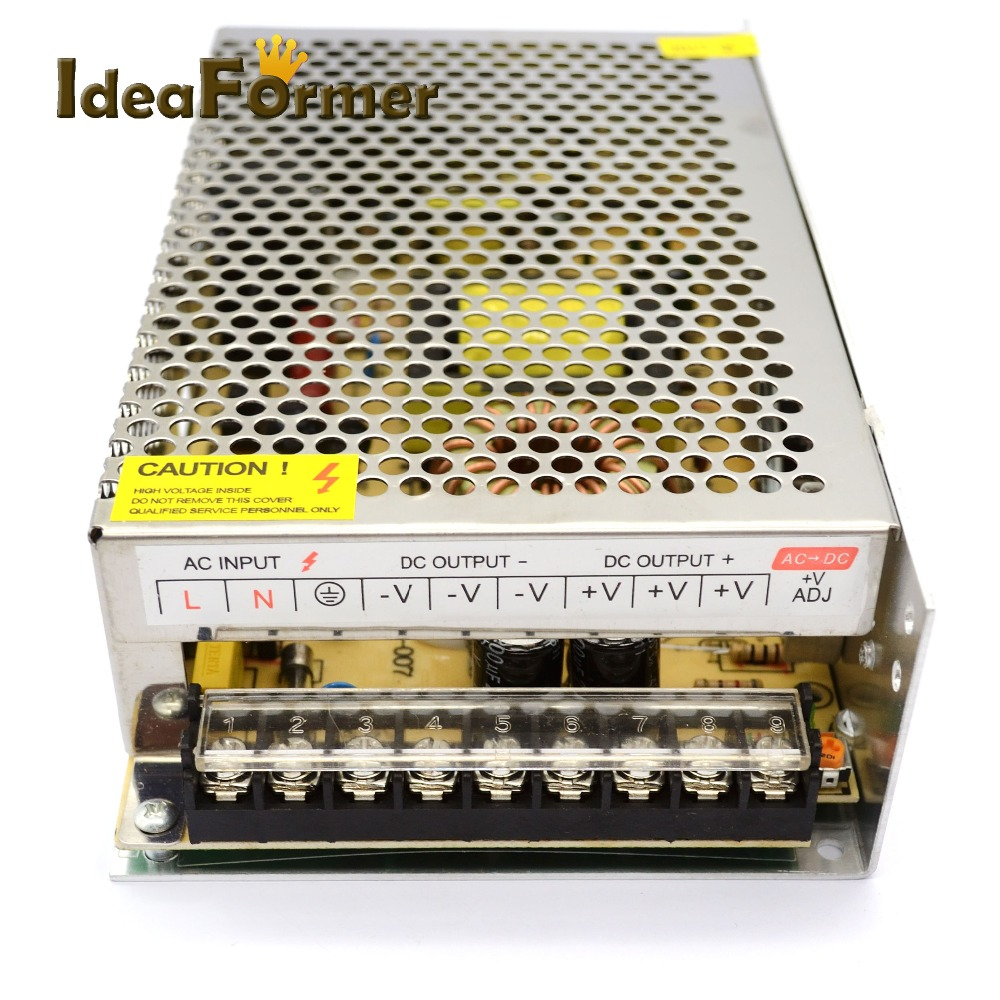 120W/250W Transformers Power Supply 12V/24V Current10A/20A RGB LED Strip & 3D Printer Parts