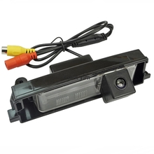 Color CCD HD Special car rear view camera for TOYOTA RAV4/ CHERY A3 night vision free shipping
