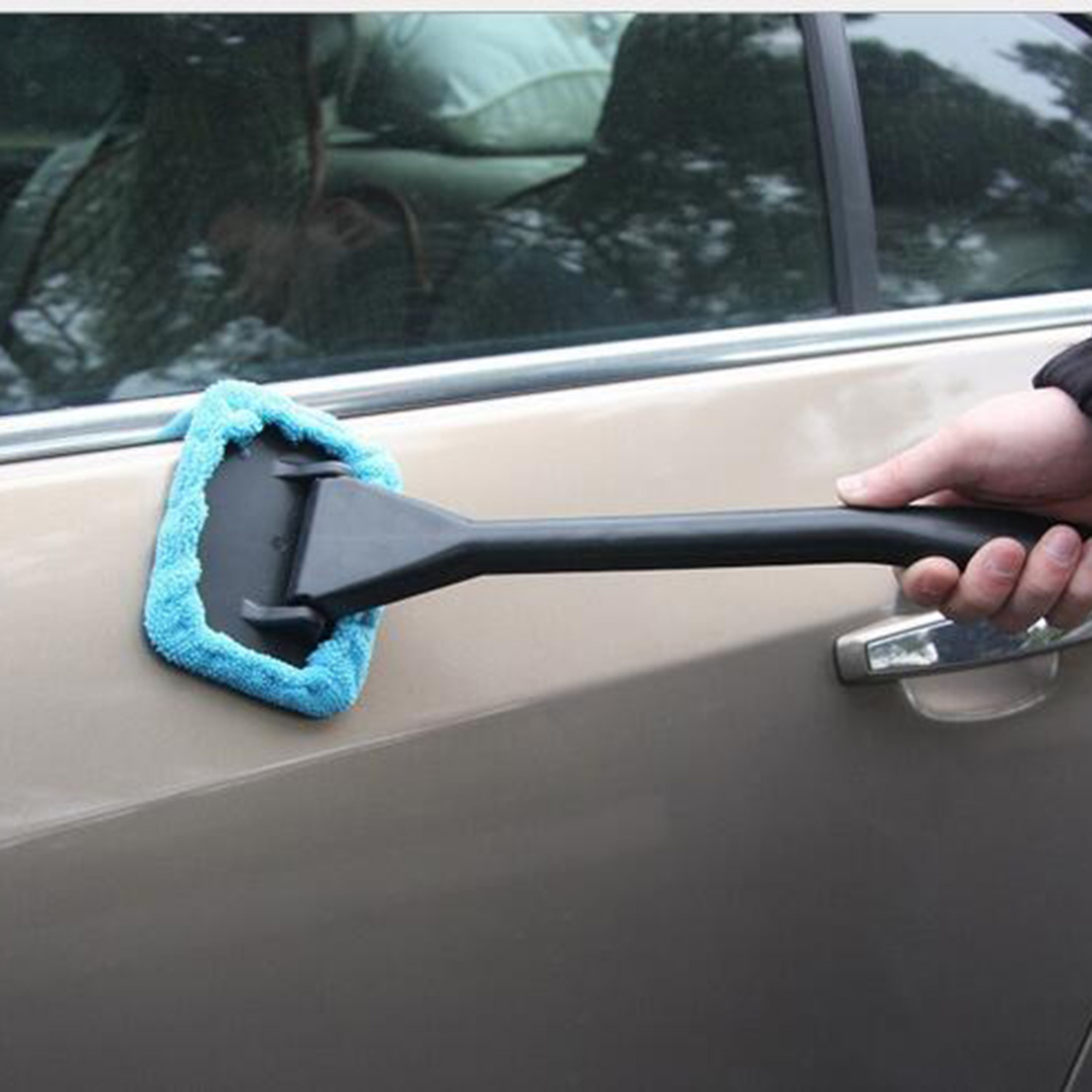 Best 1pcs Portable Windshield Easy Cleaner