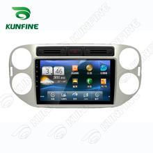 Quad Core 1024*600 Android 5.1 Car DVD GPS Navigation Player Car Stereo for VW Tiguan 2013-2016 Deckless Bluetooth Wifi/3G