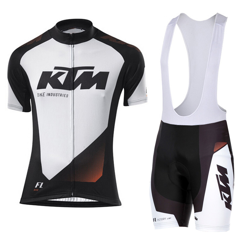 2017 KTM Cycling Jersey Maillot Ciclismo Cycling Jersey Short Sleeve Ropa Ciclismo Bicycle Clothing Bike Sportswear Mtb Clothing 2017pro team lotto soudal 7pcs full set cycling jersey short sleeve quickdry bike clothing mtb ropa ciclismo bicycle maillot gel