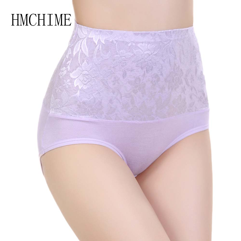 Buy High Waist Jacquard Women Panties Stretch Slim Ladies Knickers Seamless Intimates Soft Healthy Briefs Comfortable Underwear