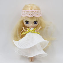 Petite Blythe Doll Jellyfish Dress With Hairband